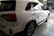 Cần bán gấp Kia Sorento GAT đời 2018, màu trắng như mới giá 730 triệu tại Đồng Nai