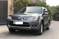 Bán xe Ford Escape XLT AT năm sản xuất 2010, màu xám, giá chỉ 395 triệu giá 395 triệu tại Tp.HCM
