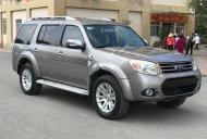 Cần bán gấp Ford Everest 2.5L 4x2 MT 2014, màu xám chính chủ giá 560 triệu tại Hà Nội