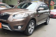 Bán Hyundai Santa Fe đời 2011, màu nâu, nhập khẩu nguyên chiếc, giá tốt giá 670 triệu tại Hà Giang