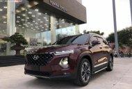 Bán xe Hyundai Santa Fe 2019, màu đỏ giá 1 tỷ 225 tr tại Long An