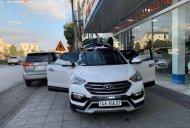 Xe Hyundai Santa Fe 2.2 năm sản xuất 2017, màu trắng, giá rất tốt giá 980 triệu tại Quảng Ninh