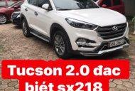 Bán Hyundai Tucson năm sản xuất 2018, màu trắng giá 818 triệu tại Thanh Hóa