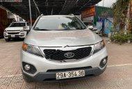 Bán Kia Sorento 2.4AT đời 2011, màu bạc, nhập khẩu nguyên chiếc như mới giá 495 triệu tại Hà Nội