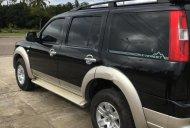 Cần bán xe Ford Everest 2007, màu đen giá 285 triệu tại Gia Lai