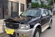 Cần bán lại xe Ford Everest đời 2006, màu đen giá 205 triệu tại Khánh Hòa