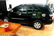 Bán xe Toyota Fortuner 2.7V 4x4 AT đời 2010, màu đen, giá 498tr giá 498 triệu tại Đồng Nai