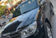 Cần bán xe Toyota Fortuner đời 2011, màu đen chính chủ, 555 triệu giá 555 triệu tại Bình Thuận
