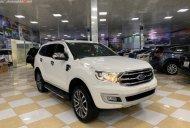 Cần bán xe Ford Everest Titanium 2.0L 4x2 AT 2018, màu trắng, xe nhập giá 1 tỷ 80 tr tại Quảng Ninh