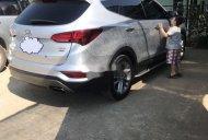 Cần bán lại xe Hyundai Santa Fe năm sản xuất 2017, màu bạc, giá tốt giá 985 triệu tại Bình Dương