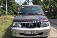 Bán xe Toyota Zace GL sản xuất 2003, màu đỏ số sàn, giá 225tr giá 225 triệu tại Tiền Giang