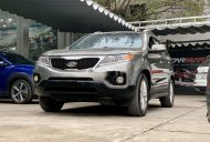 Cần bán xe Kia Sorento 2.4 AT 2011, màu xám, nhập khẩu Hàn Quốc  giá 486 triệu tại Hà Nội