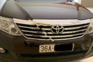 Cần bán gấp Toyota Fortuner 2.7V 4x2 AT đời 2012, màu nâu  giá 600 triệu tại Thanh Hóa