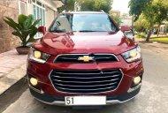 Cần bán lại xe Chevrolet Captiva Revv LTZ 2.4 AT 2017, màu đỏ, giá tốt giá 615 triệu tại Tp.HCM