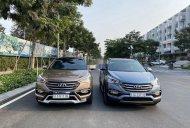 Bán Hyundai Santa Fe 2.2 sản xuất năm 2017, giá cạnh tranh giá 979 triệu tại Bình Dương