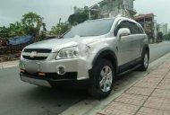 Cần bán lại xe Chevrolet Captiva đời 2008, màu bạc giá 275 triệu tại Hà Nội