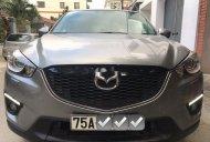 Cần bán lại xe Mazda CX 5 đời 2015, màu xám, giá 679tr giá 679 triệu tại TT - Huế