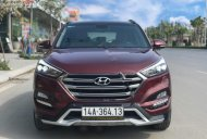Cần bán gấp Hyundai Tucson 2.0 ATH đời 2016, màu đỏ, xe nhập giá 795 triệu tại Quảng Ninh