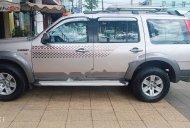 Cần bán Ford Everest 2.5L 4x2 MT sản xuất năm 2008, màu bạc giá 326 triệu tại Gia Lai