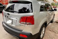 Bán ô tô Kia Sorento đời 2010, màu bạc, nhập khẩu nguyên chiếc giá 535 triệu tại Hà Nội