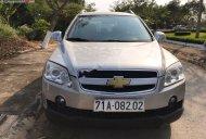 Bán Chevrolet Captiva LT 2.4 MT năm sản xuất 2007, màu bạc   giá 245 triệu tại Tiền Giang