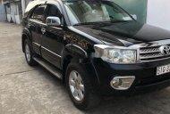 Cần bán gấp Toyota Fortuner AT đời 2010, màu đen, giá chỉ 445 triệu giá 445 triệu tại Tp.HCM