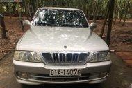 Cần bán xe Ssangyong Musso 2.3 2001, màu bạc, nhập khẩu, 105 triệu giá 105 triệu tại Bình Dương