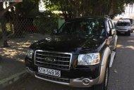 Bán Ford Everest 2.5L 4x2 MT sản xuất năm 2007, màu đen, xe gia đình giá 316 triệu tại Bình Dương