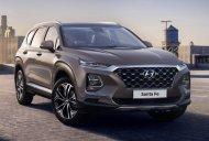 Siêu giảm giá cuối năm chiếc xe Hyundai Santa Fe máy dầu cao cấp, sản xuất 2019, có sẵn xe giá 1 tỷ 245 tr tại Hà Nội