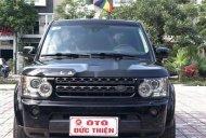 Bán ô tô LandRover Discovery HSE sản xuất 2010, màu đen, nhập khẩu nguyên chiếc giá 1 tỷ 680 tr tại Hà Nội
