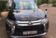 Bán ô tô Mitsubishi Outlander 2.0 CVT đời 2017, màu đen, xe nhập giá 890 triệu tại Đắk Lắk