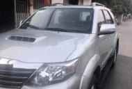 Cần bán lại xe Toyota Fortuner 2014, màu bạc, 690tr giá 690 triệu tại Hà Nội