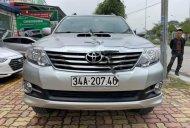 Bán Toyota Fortuner 2.5G sản xuất năm 2016, màu bạc, số sàn  giá 815 triệu tại Hải Dương