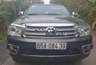 Bán Toyota Fortuner 2.5G 2009, màu xám, xe gia đình giá 548 triệu tại Đồng Tháp