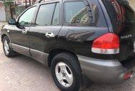 Bán Hyundai Santa Fe năm sản xuất 2004, màu đen, nhập khẩu, số tự động  giá 248 triệu tại Hà Nội