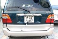 Cần bán gấp Toyota Zace 1.8 GL năm sản xuất 2004, màu xanh lam giá 245 triệu tại Bình Dương