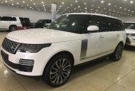 Cần bán LandRover Range Rover Autobiography LWB 5.0 sản xuất 2018, màu trắng giá 12 tỷ 500 tr tại Hà Nội