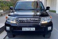 Bán Toyota Land Cruiser VX 4.6 V8 2014, màu đen, xe nhập giá 2 tỷ 150 tr tại Tp.HCM