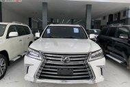 Bán xe cũ Lexus LX 570 đời 2018, màu trắng, xe nhập giá 8 tỷ 600 tr tại Hà Nội