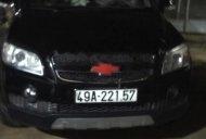 Cần bán lại xe Chevrolet Captiva LT 2.4 MT năm sản xuất 2007, màu đen giá cạnh tranh giá 200 triệu tại Tây Ninh