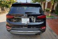 Cần bán xe Hyundai Santa Fe đời 2019, màu đen giá 1 tỷ 245 tr tại Quảng Bình