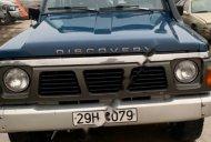Cần bán lại xe Nissan Patrol 4.2 MT năm 1990, màu xanh lam, nhập khẩu, giá tốt giá 87 triệu tại Bình Thuận