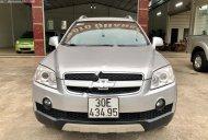 Bán xe Chevrolet Captiva 2.4 AT 2007, màu bạc số tự động giá 285 triệu tại Phú Thọ