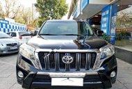 Bán ô tô Toyota Prado TXL 2017, màu đen, nhập khẩu giá 1 tỷ 860 tr tại Hà Nội