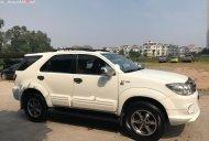 Bán ô tô Toyota Fortuner 2011, màu trắng chính chủ giá 500 triệu tại Hà Nội