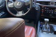 Bán Lexus LX 570 đời 2016, màu đen, nhập khẩu giá 7 tỷ tại Tp.HCM