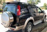 Cần bán Ford Everest 2.5L 4x2 MT đời 2007, màu đen giá 305 triệu tại Khánh Hòa