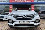 Cần bán gấp Hyundai Santa Fe sản xuất 2016, màu trắng số tự động, giá tốt giá 975 triệu tại Hải Dương