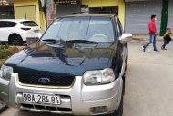 Bán Ford Escape 2.0L 4x4 MT sản xuất 2003, màu xanh lam số sàn giá 160 triệu tại Bắc Ninh