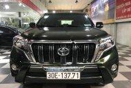 Cần bán Toyota Prado đời 2015, màu xanh lam, nhập khẩu nguyên chiếc giá 1 tỷ 630 tr tại Hà Nội